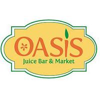 Downtown Galveston Oasis Juice Logo